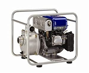 Yamaha YP20G 2 英寸 123cc OHV 4 冲程燃气动力水泵