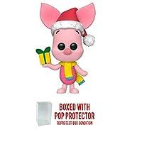 Disney 流行假日小豬假期乙烯樹脂人偶附贈防撞保護膜