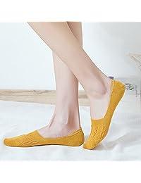女士新品袜子 时尚休闲女袜 透气吸汗 混色装