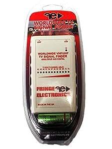 Fringe Highlands/Worldwide VHF/UHF 电视信号查找器
