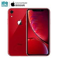 Apple 苹果 iPhone XR 256GB 红色 移动联通电信4G手机 双卡双待 套装版含壳膜(限一套) 官方授权 全新国行 顺丰发货 含税带票
