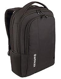 Wenger Surge 15.6 英寸笔记本电脑背包,带平板电脑/电子阅读器口袋