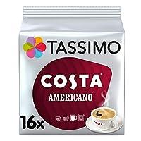 Tassimo Costa美式 膠囊咖啡 16杯/盒