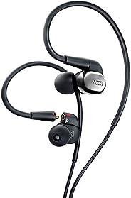 AKG N40 耳挂式耳机 耳麦线控入耳式耳机 圈铁混合单元 高解析力可变风格 HIFI音乐耳机 可拆线