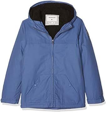 Quiksilver Kids EQBJK03158 Wanna Jackets - Bijou Blue, Small/Size 10 海外卖家直邮
