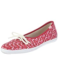 Keds Women's Too Cute Ditsy Flat