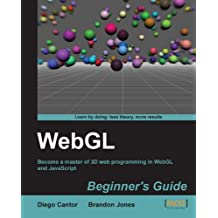 WebGL Beginner's Guide (English Edition)
