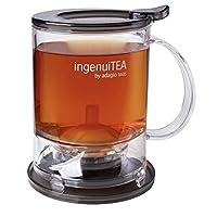 Adagio Teas IngenuiTEA 2 瓶装茶壶 16 盎司