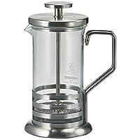 HARIO(哈里欧) 哈里奥・布莱特j 咖啡和茶壶 2杯用 不锈钢 THJ-2-HSV