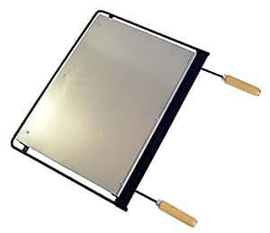 imex EL ZORRO 71602–烧烤铁架不锈钢 .