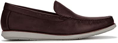 Kenneth Cole New York Cyrus 男士一脚蹬乐福鞋 棕色 7.5 M US