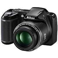 Nikon 尼康 COOLPIX L330 便携数码相机 (黑色)