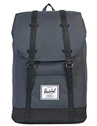 Herschel Supply Co. Retreat 中性 双肩背包 10066-00930 熟褐色/黑色 39 * 30 * 50cm