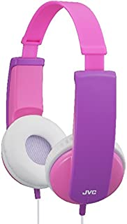 JVC hakd5y Tiny phones 儿童立体声耳机–黄色