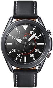 三星 Galaxy Watch3(45 毫米,GPS,蓝牙)SM-R845UZKAXAR LTE 45mm 黑色