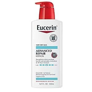 Eucerin 优色林 高级配方柔滑修护乳液 500ml