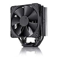 NOCTUA NH-U12S chromax.黑色,120mm 单塔 CPU 散热器(黑色)