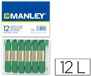 Manley 56 – 蜡笔,12 支装