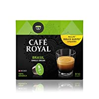 Café Royal Single Origin Brazil 48 Coffee Pods Compatible With The Nescafé Systems, Pack of 3