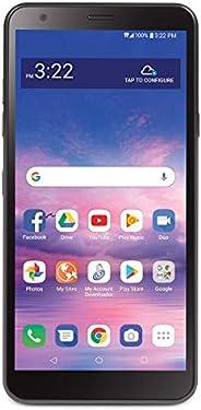 Tracfone LG Journey 4G LTE 预付智能手机(已锁定)- 黑色 - 16GB - 包括 SIM 卡 - CDMA