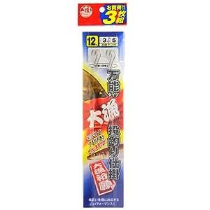 TAKAMIYA 大渔万能型抛钓 针12号-哈里斯3号 JI-107