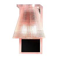 Kartell 9120RO 壁灯,塑料材质,粉色