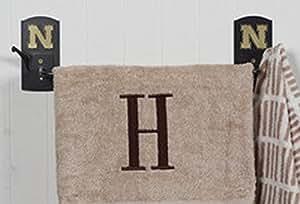 Henson Metal Works 内布拉斯加大学学院标志毛巾