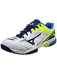 [Mizuno 美津浓] 网球鞋 WAVE EXCEED AC (当前款式)