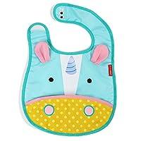 美國Skip Hop可愛動物園圍兜(口水肩)-獨角獸SH232123