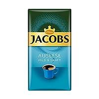 Jacobs Auslese Mild und Sanft Filterkaffee, 12er Pack Filterkaffee (12 x 500 g)