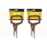 Irwin Tools IRWIN Vise-Grip 11SP(20) 11 英寸锁定夹具(2 件装)