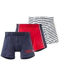 Schiesser 男孩短裤3件装