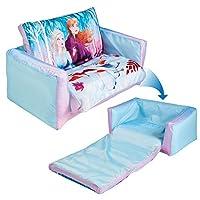 冰雪奇缘 充气沙发和躺椅 适用于儿童躺椅 蓝色