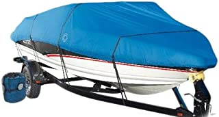 Wake by Eevelle Monsoon Series Model B Boat Cover - fits 14'-16' Long Boats