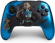 任天堂切換有線控制器 Wireless Nintendo Switch Controller Zelda Blue