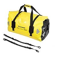 WILD HEART 防水行李袋 40L 66L 100L 带焊接接缝,适合皮划艇、野营、划船、骑自行车、摩托车