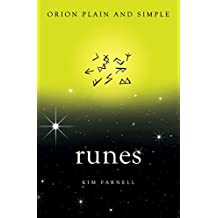 Runes, Orion Plain and Simple (English Edition)