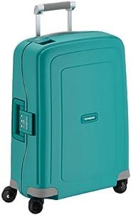 Samsonite 新秀丽 S'Cure 万向轮 S 手提行李箱,Aqua Blue,55X40X2