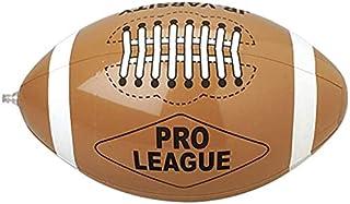 16 英寸大号耐用充气足球,适用于儿童、家庭游戏、泳池球 - 足球派对用品  嘉年华*趣味充气玩具