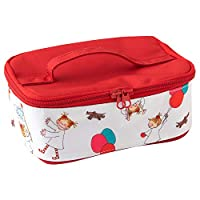 保冷午餐包 可可可 红色 Lサイズ RYL-713