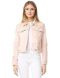 J Brand Jeans 女士 Harlow Shrunken 夹克 Teaser X-Small