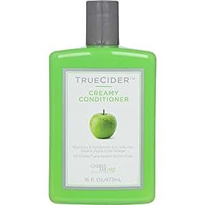 TrueCider 奶油护发素,由有机苹果醋制成