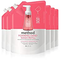Method Foaming Hand Wash Refill 粉红色西柚