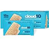 Cloud10 High Protein Gluten-Free Marshmallow Treats, Original (Pack of 10)