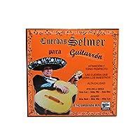 Selmer 吉他弦(整套 6 根弦)/Cuerdas Selmer para Guitarron