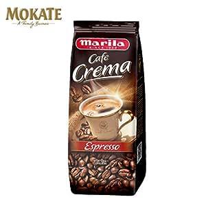 摩卡特 欧洲进口 咖啡豆 500g/袋 马尼拉意式咖啡豆