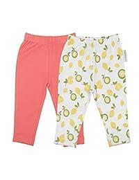 BÉBÉNCA Organics,2 件装,婴儿*裤,打底裤(经GOTS 认证)中性款