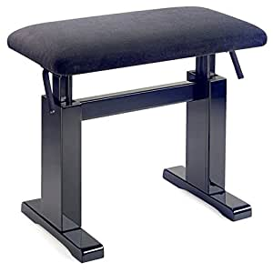 Stagg PBH-780 BK P V/BK 钢琴长凳