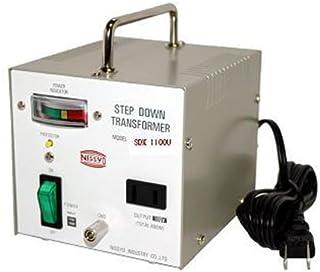 日章工业 变形金刚SDX系列(电压下)110V/120V→100V1100W SDX-1100U