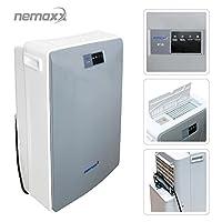 Nemaxx BT25 建筑*機 冷凝式*機 空氣*器 房間*器 去濕器 烘干機 (*大 25l/天)